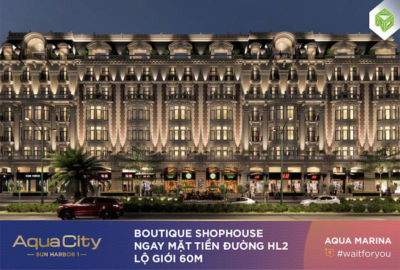 Dự án khu đô thị sinh thái thông minh Aqua City