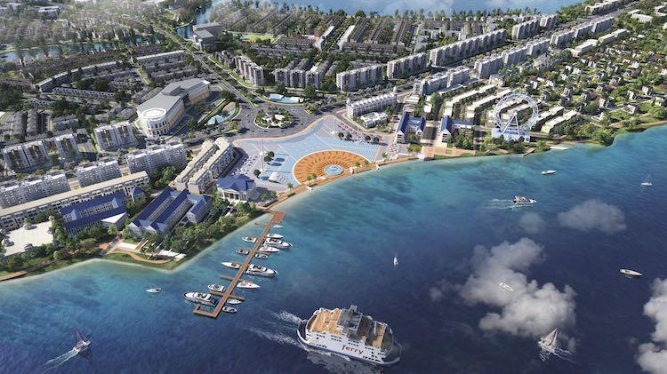 Aqua Marina – Phân khu được mong chờ nhất Aqua City