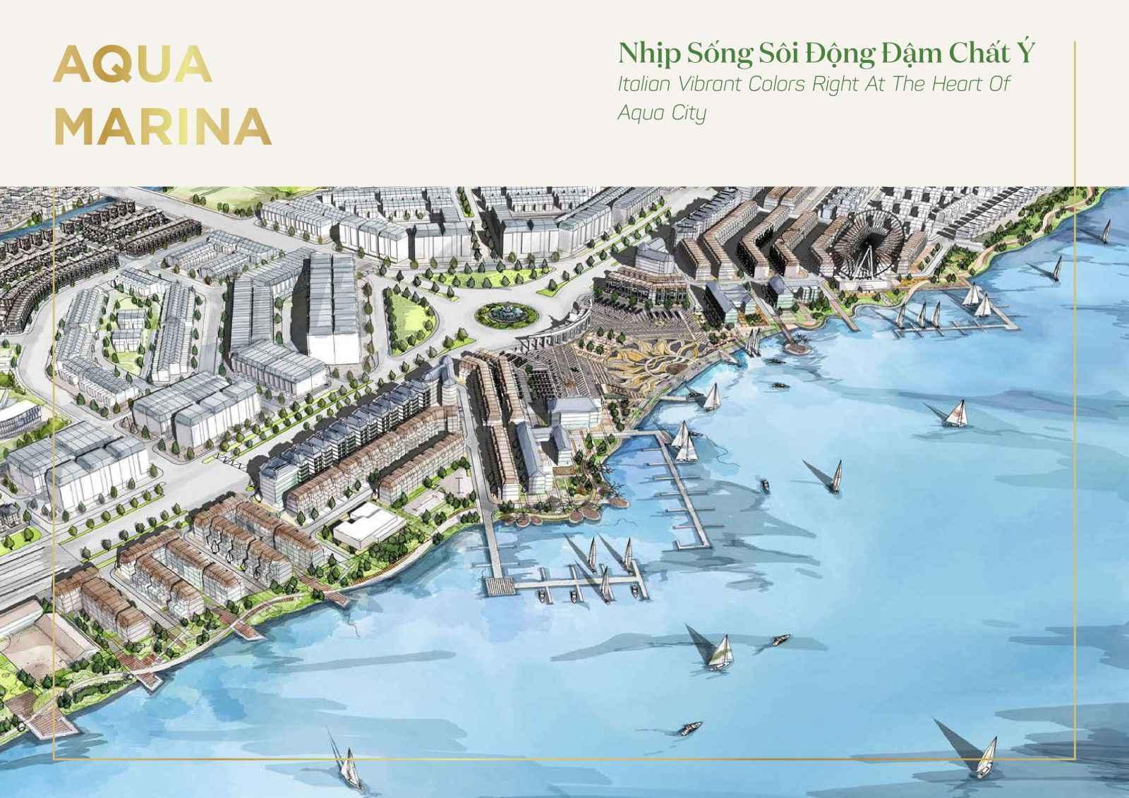 Aqua Marina Aqua City