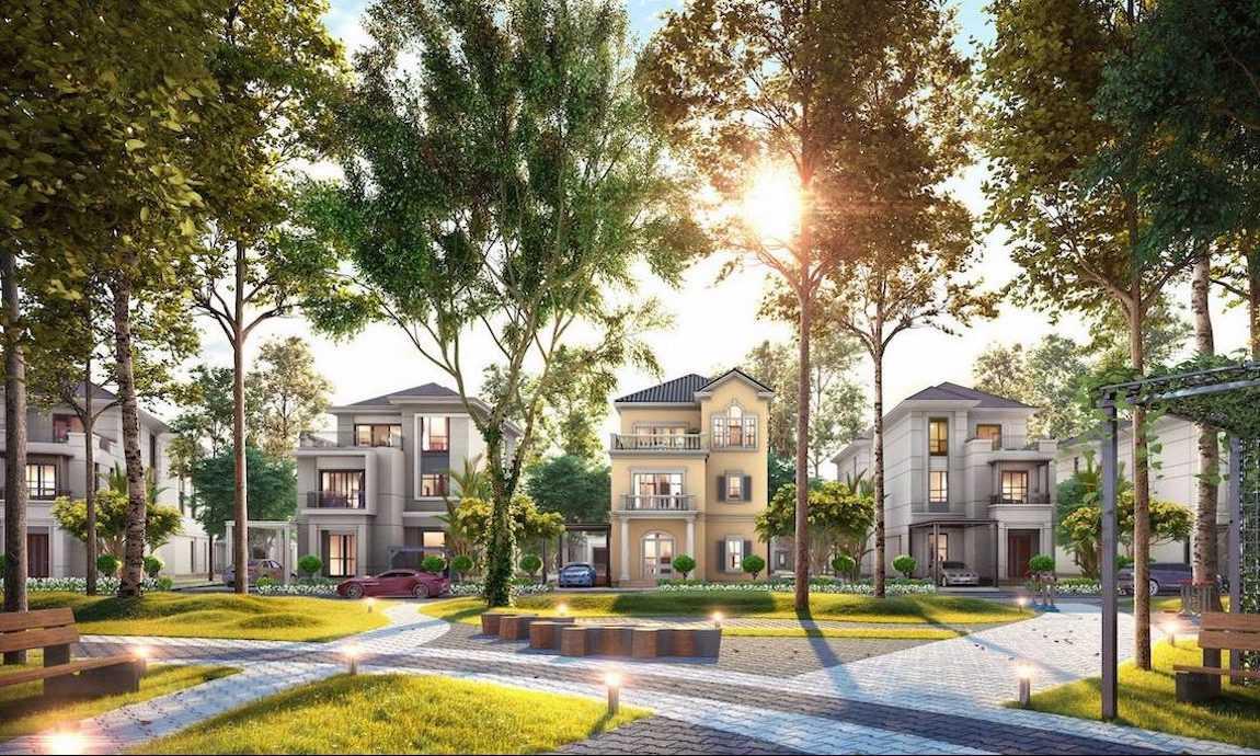Cơ hội mua nhà phố không gian biệt thự tại Aqua City