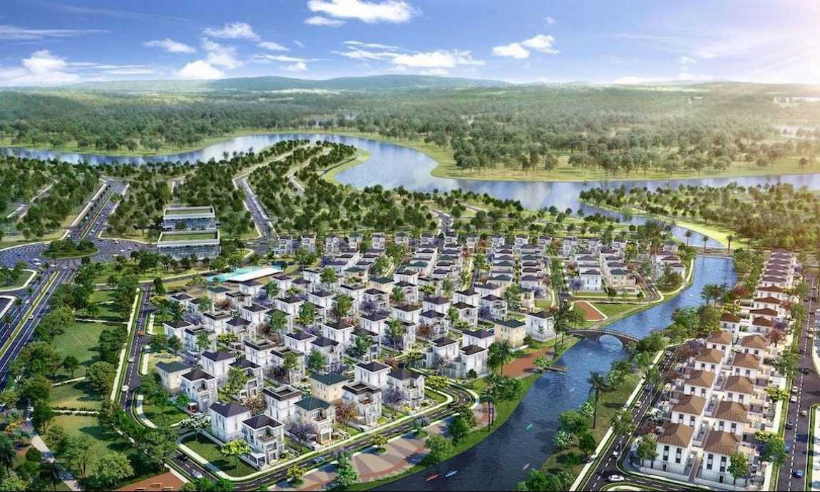 Aqua City - siêu đô thị thế hệ mới