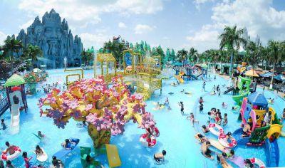 Aqua City - Khu du lịch sinh thái Sơn Tiên