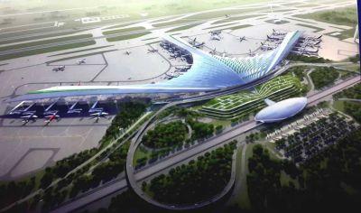 Thủ tướng phê duyệt xây dựng giai đoạn 1 sân bay Long Thành