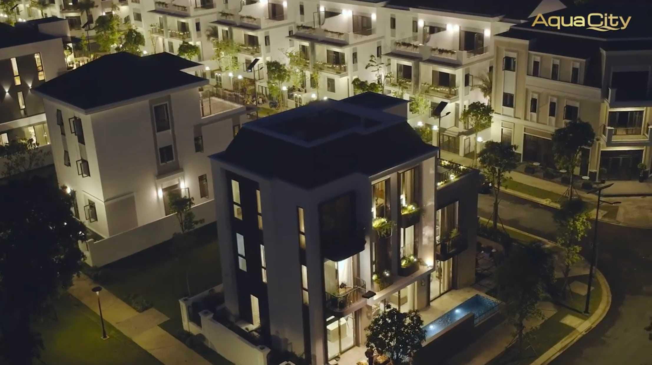 Aqua City Novaland dự án nhà phố, biệt thự đỉnh cao