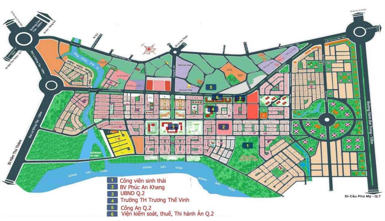 Tiềm năng sinh lời với căn hộ Victoria Village