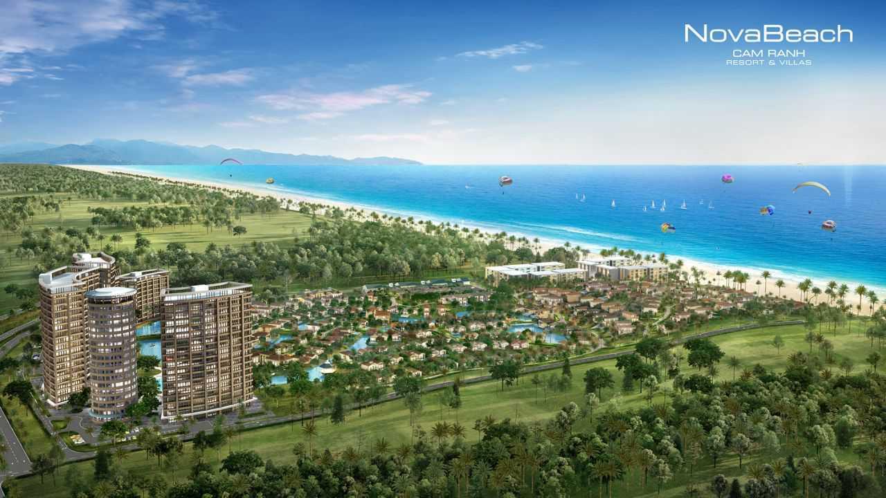 NovaBeach Cam Ranh: BĐS du lịch, nghỉ dưỡng cao cấp