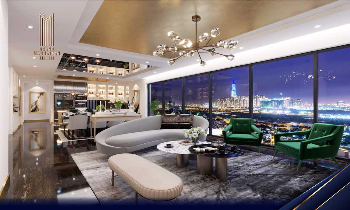 Tiện ích cao cấp khu căn hộ The Grand Manhattan có gì?