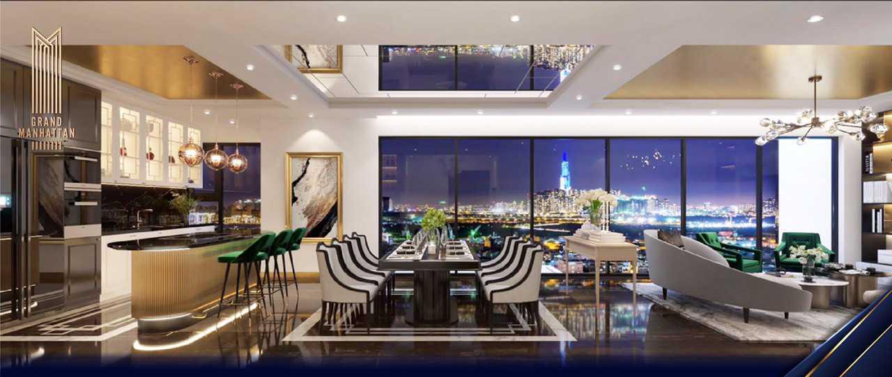 Khám phá tiện ích siêu căn hộ The Grand Manhattan