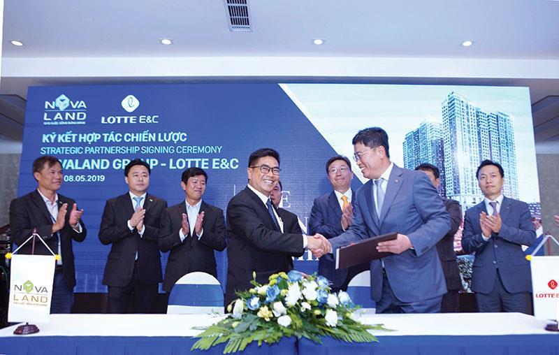 Lotte E&C sở hữu nền tảng công nghệ cao và phương pháp tối ưu trong quản lý công trình xây dựng nhà cao tầng và căn hộ cao cấp.