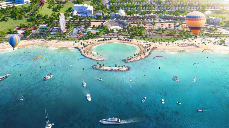 Thiết kế Novaworld Phan Thiết - mô hình đại đô thị du lịch nghỉ dưỡng