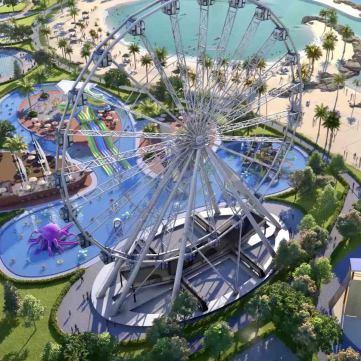 Tiện ích Novaworld Phan Thiết - Khu viên giải trí dưới biển
