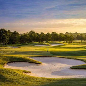 Tiện ích Novaworld Phan Thiết - Sân Golf 36 lỗ