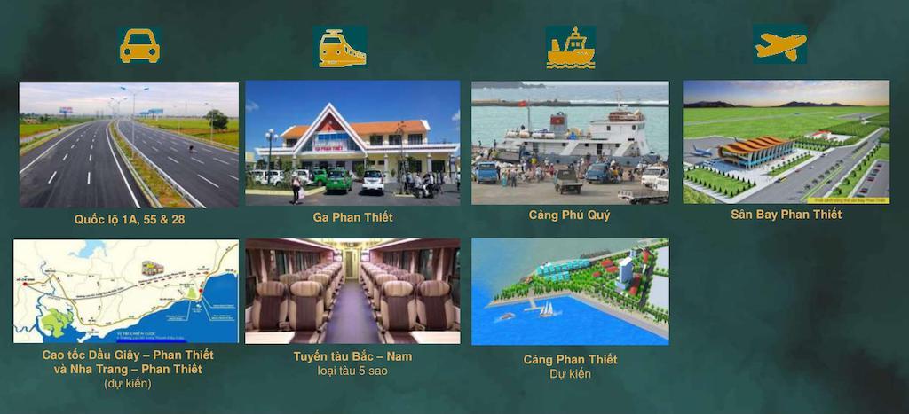 Vì sao dự án novahills mũi né resort & villas thu hút nhà đầu tư?