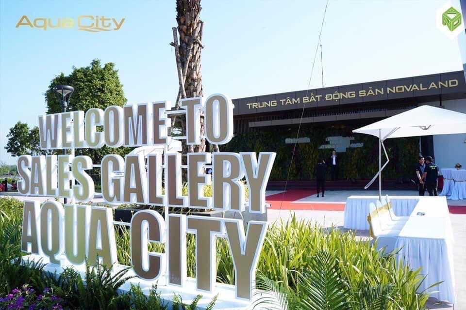 Khai trương trung tâm giao dịch BĐS tại Aqua City Biên Hoà