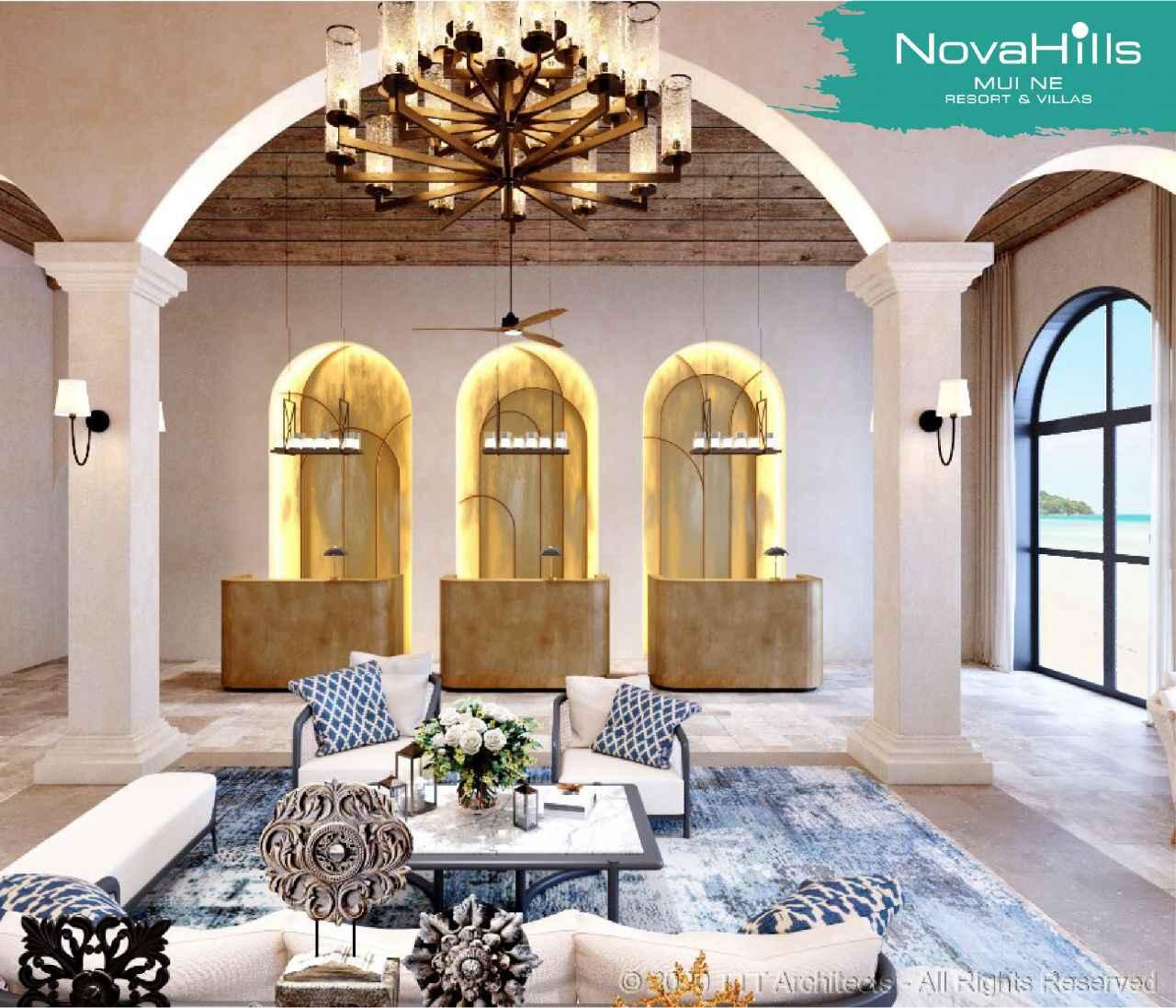 NovaHills Mũi Né: Tuyệt tác nghỉ dưỡng, Resort & Villas