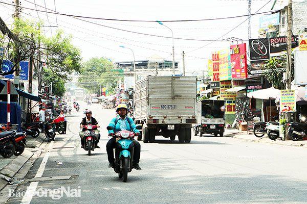 Đẩy nhanh tiến độ dự án trọng điểm đường Hương Lộ 2