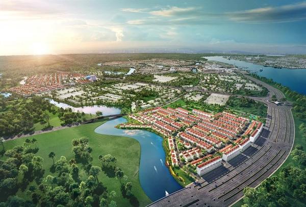 Giới thiệu phân khu Aqua River Park thuộc khu đô thị Aqua City