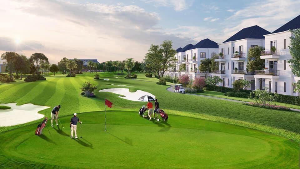 Khám phá biệt thự sân golf NovaWorld Phan Thiết