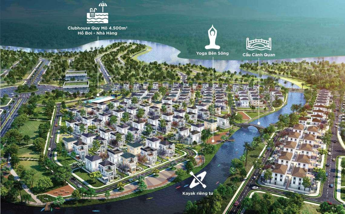 Tổng quan về khu đô thị sinh thái Aqua City – nơi kiến tạo cuộc sống mới