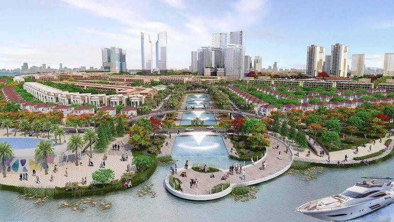Biệt thự sinh thái Aqua City – khẳng định đẳng cấp thượng lưu