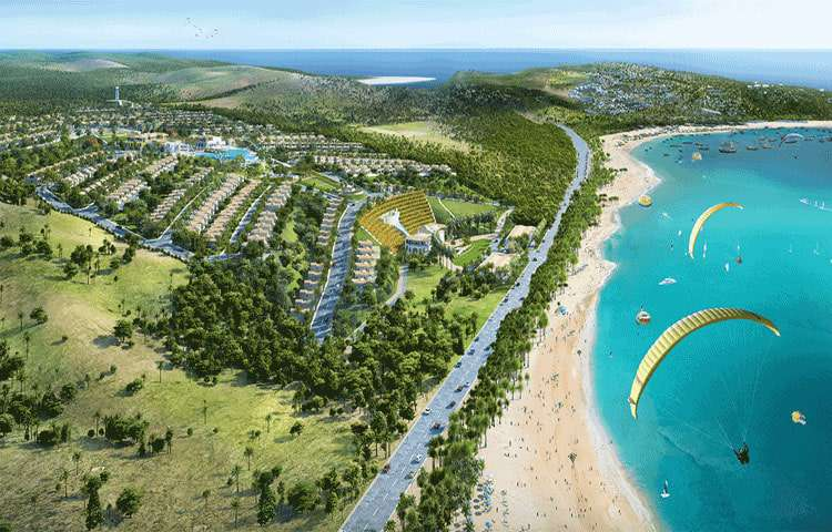 Mua biệt thự cao cấp Novahills Mũi Né Resort & Villas