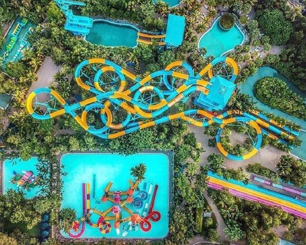 Công viên nước Sơn Tiên lớn nhất Đồng Nai sắp khai trương liền kề Aqua City
