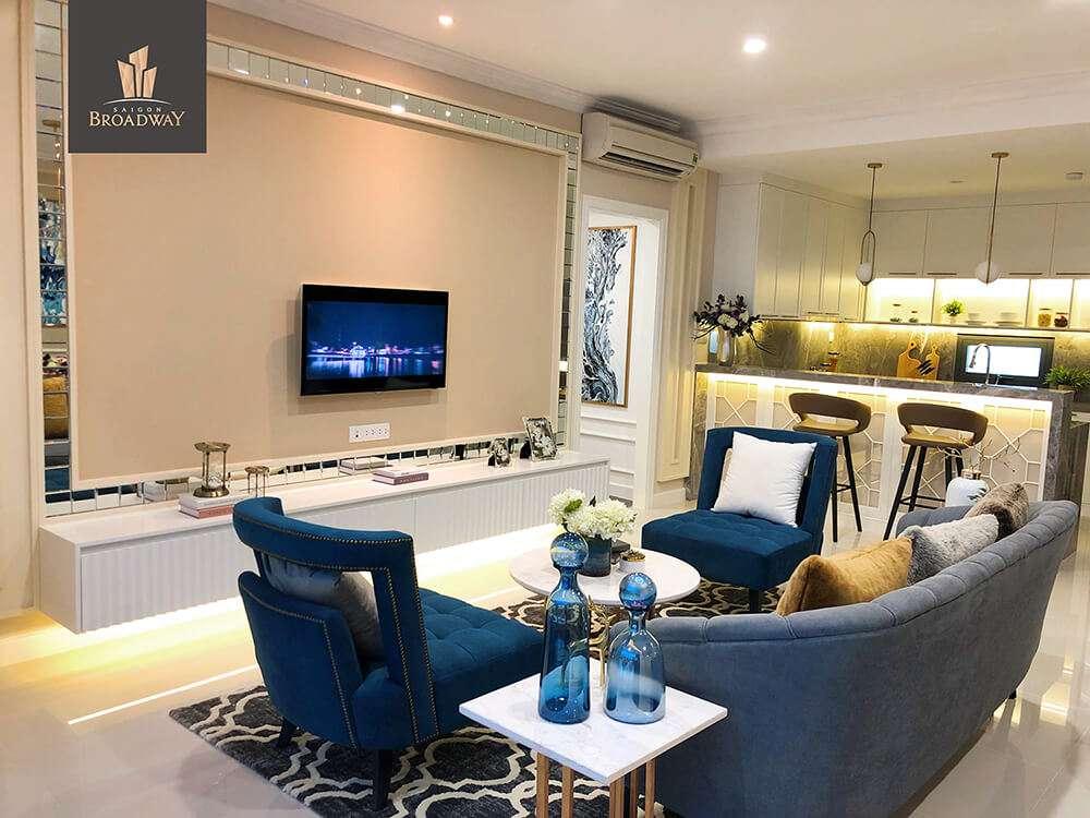 Có thể mua căn hộ Sài Gòn Broadway như thế nào?
