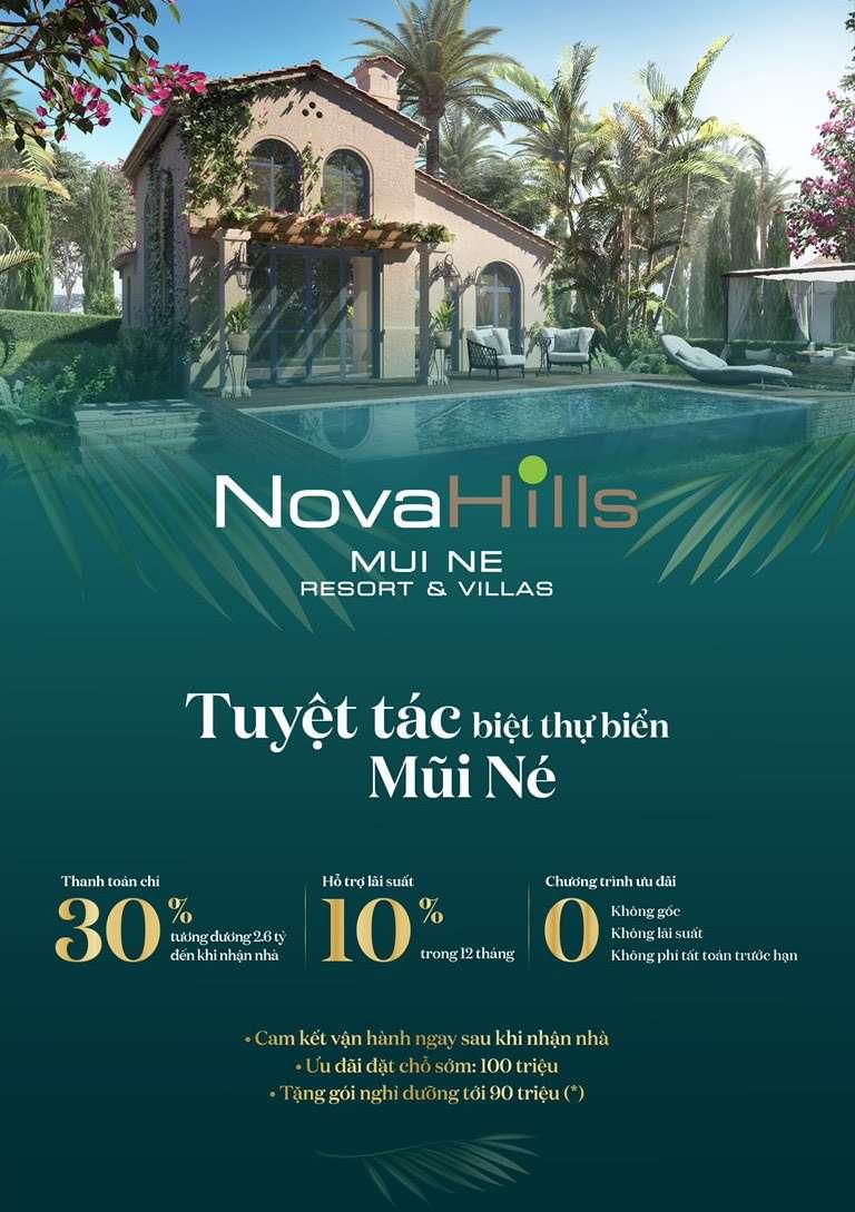 Phân tích lợi nhuận đầu tư cho thuê NovaHills, cơ hội đầu tư