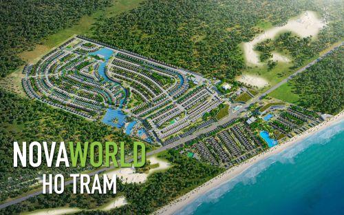 Novaworld Hồ Tràm – Cơ hội sở hữu căn hộ hiện đại Vũng Tàu