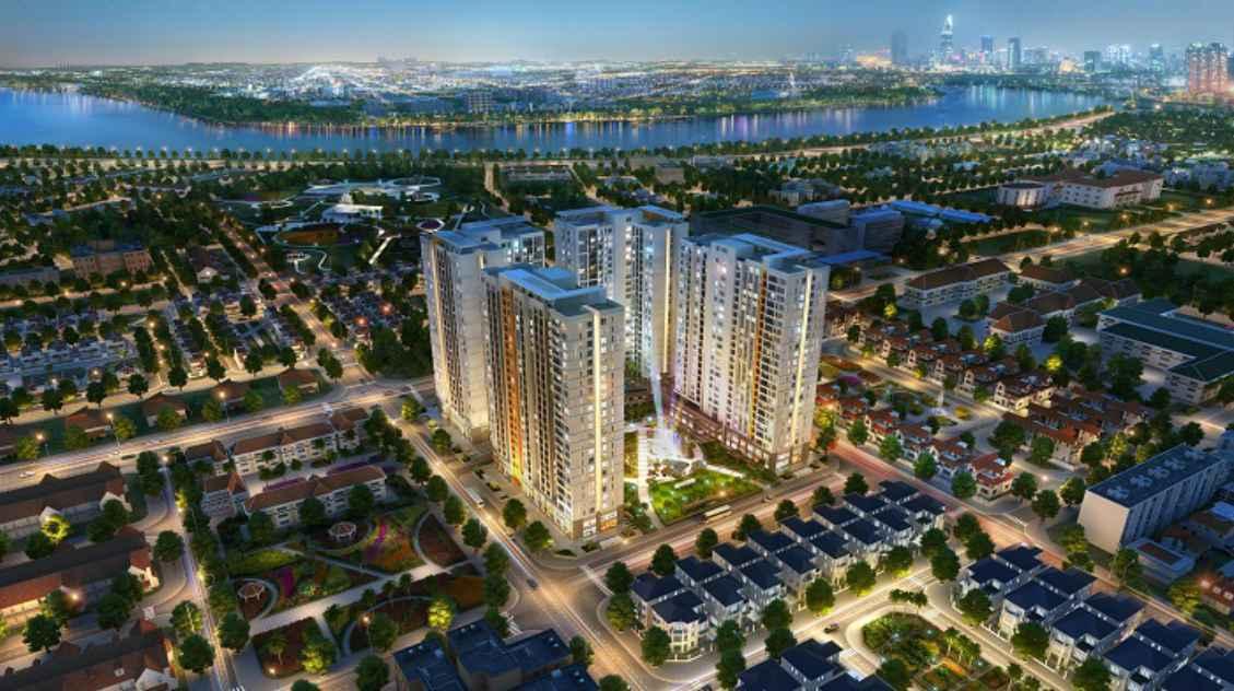 Sài Gòn Broadway – tiêu điểm đầu tư ấn tượng 2020