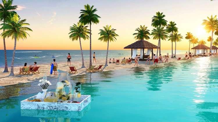 Thị trường du lịch nghỉ dưỡng phát triển mạnh mẽ
