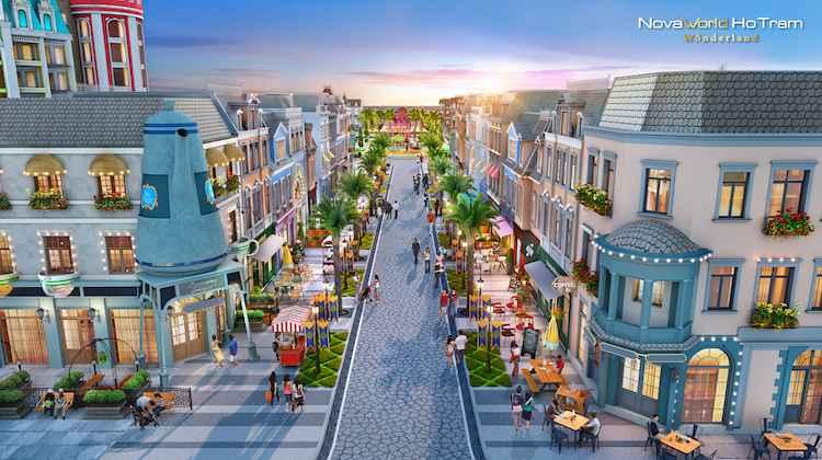 Giá trị bất động sản khu vực sân bay Long Thành