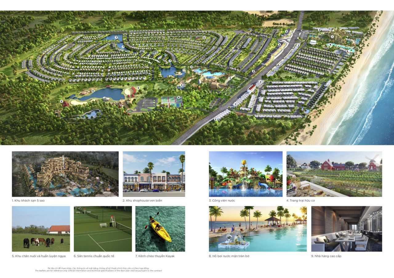 Đại dự án NovaWorld Hồ Tràm