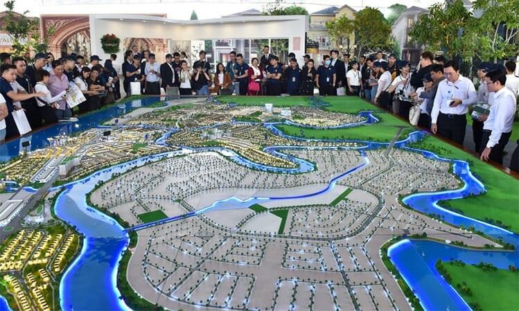 Aqua City thu hút nhiều nhà đầu tư