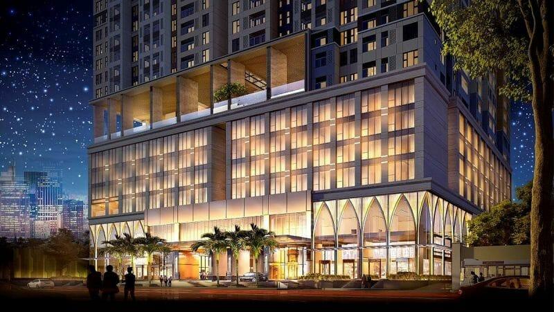 Khám phá tiện ích khách sạn 5 sao tại The Grand Manhattan