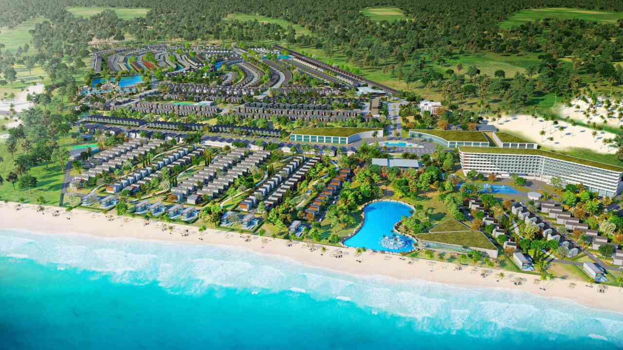Chơi gì ở NovaWorld Hồ Tràm – khu nghỉ dưỡng sinh động bậc nhất Vũng Tàu