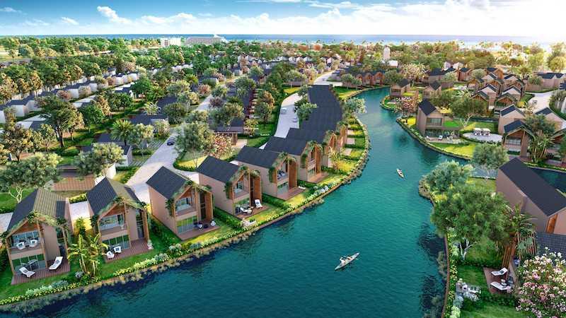 NovaWorld Hồ Tràm – nâng cao chất lượng công trình đô thị tại Hồ Tràm