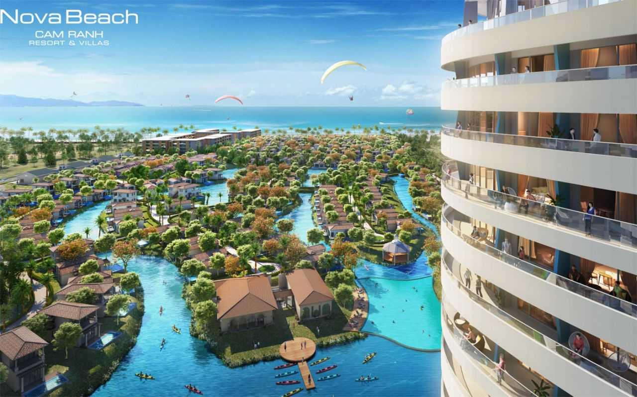 NovaBeach Cam Ranh – điểm nhấn thị trường phía Nam