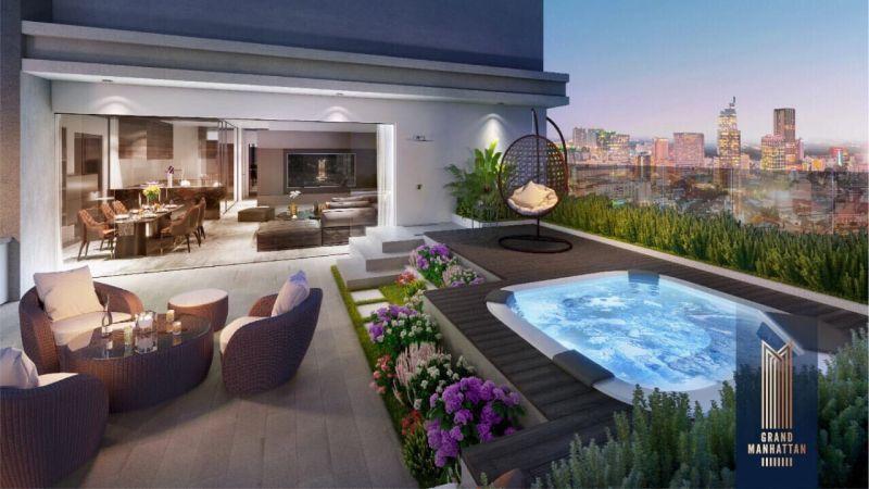 Sở hữu căn hộ hạng sang đẳng cấp quận 1 – The Grand Manhattan
