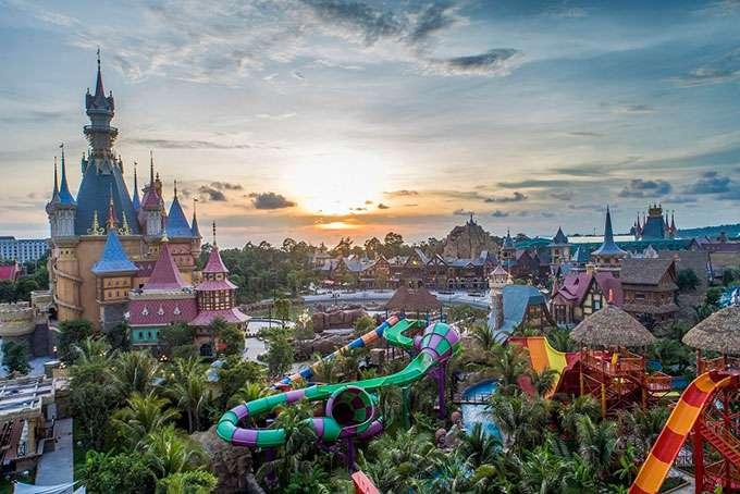 Thủ phủ Resort Phan Thiết – đầu tư thông minh với chuỗi sản phẩm nghỉ dưỡng