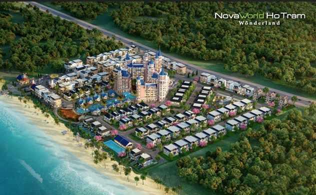 Đón đầu xu hướng đầu tư vào shophouse NovaWorld Hồ Tràm