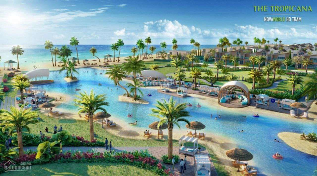 05 lý do nên đầu tư vào NovaWorld Hồ Tràm