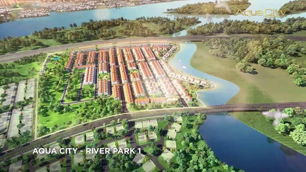 River Park 1 – tâm điểm kết nối Aqua City