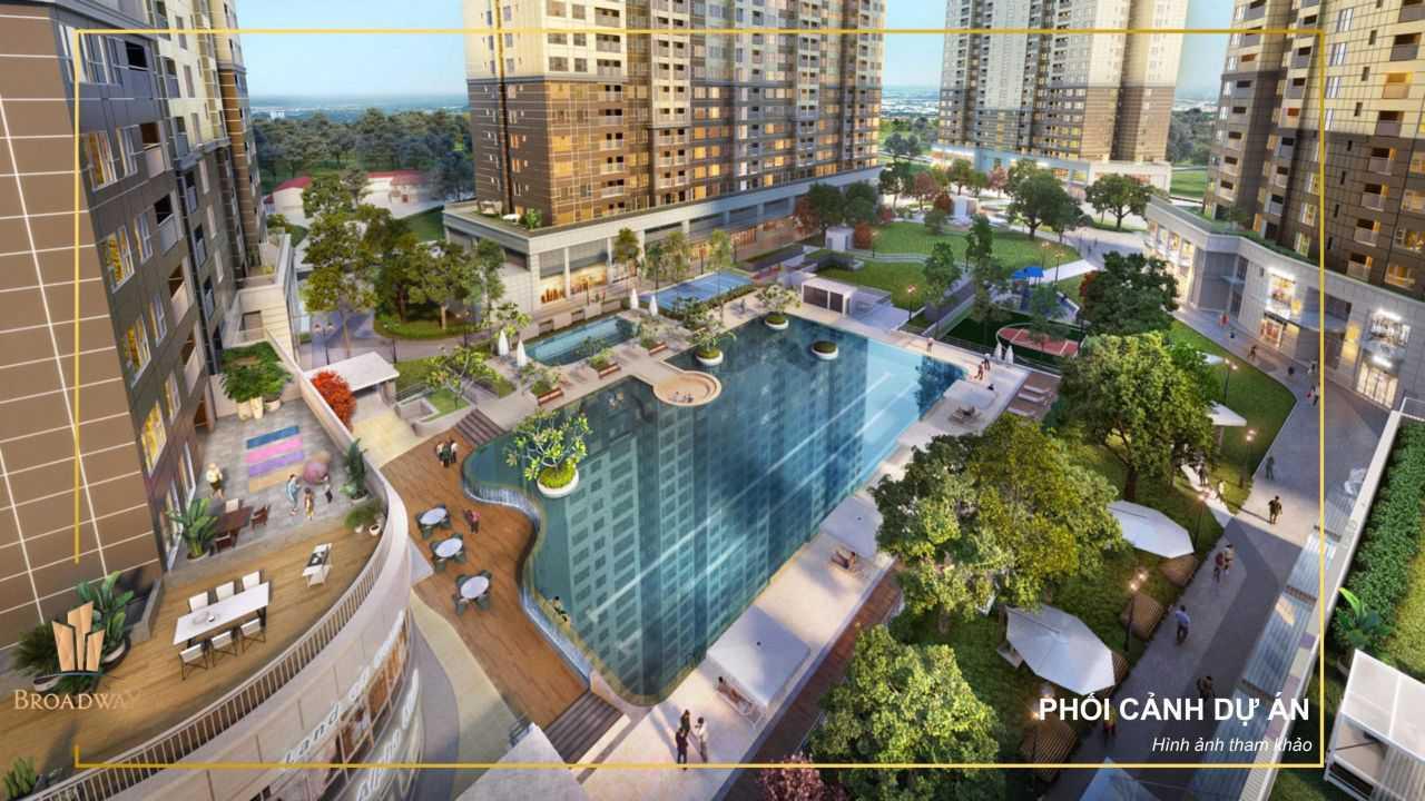 Tiến hành mua chung cư quận 2 với Sài Gòn Broadway