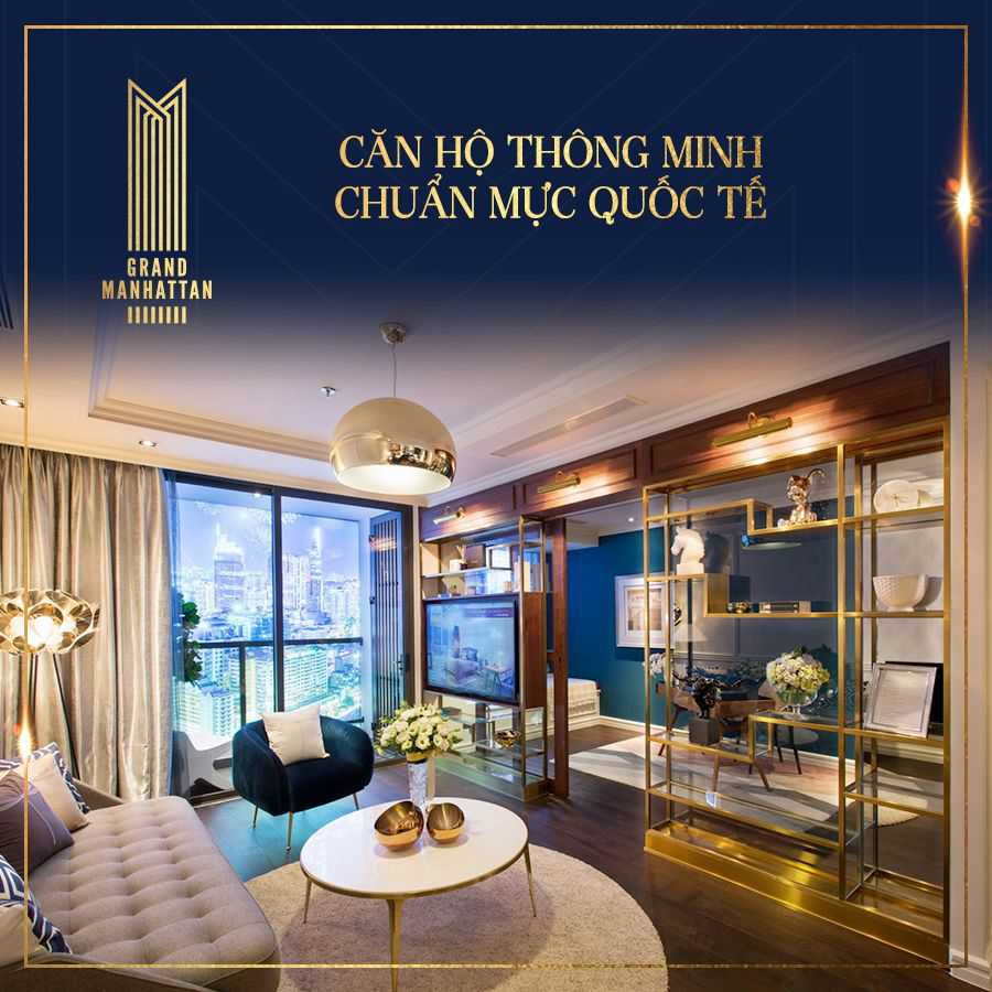 Bật Mí Đơn Vị Bán Dự Án The Grand Manhattan Novaland Uy Tín Tại Tp. Hồ Chí Minh