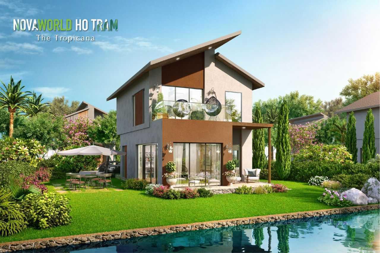NovaWorld Hồ Tràm sở hữu chuỗi bất động sản giá trị nhất