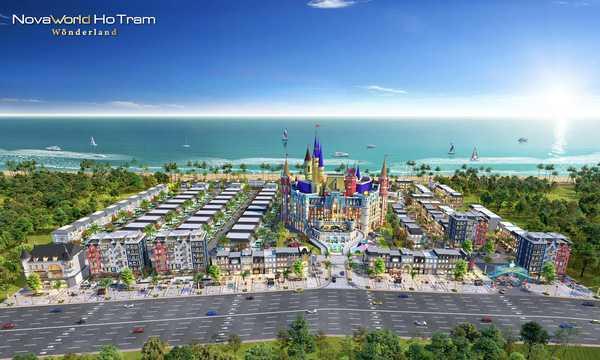 Tại sao nên đầu tư dự án Hồ Tràm – Bà Rịa Vũng Tàu?