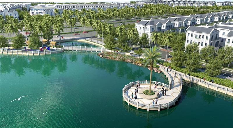 Khám phá dự án Palm Marina Novaland Quận 9