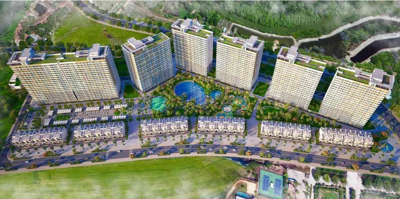 Bật mí thông tin hữu ích về dự án Hồ Tràm Complex Vũng Tàu