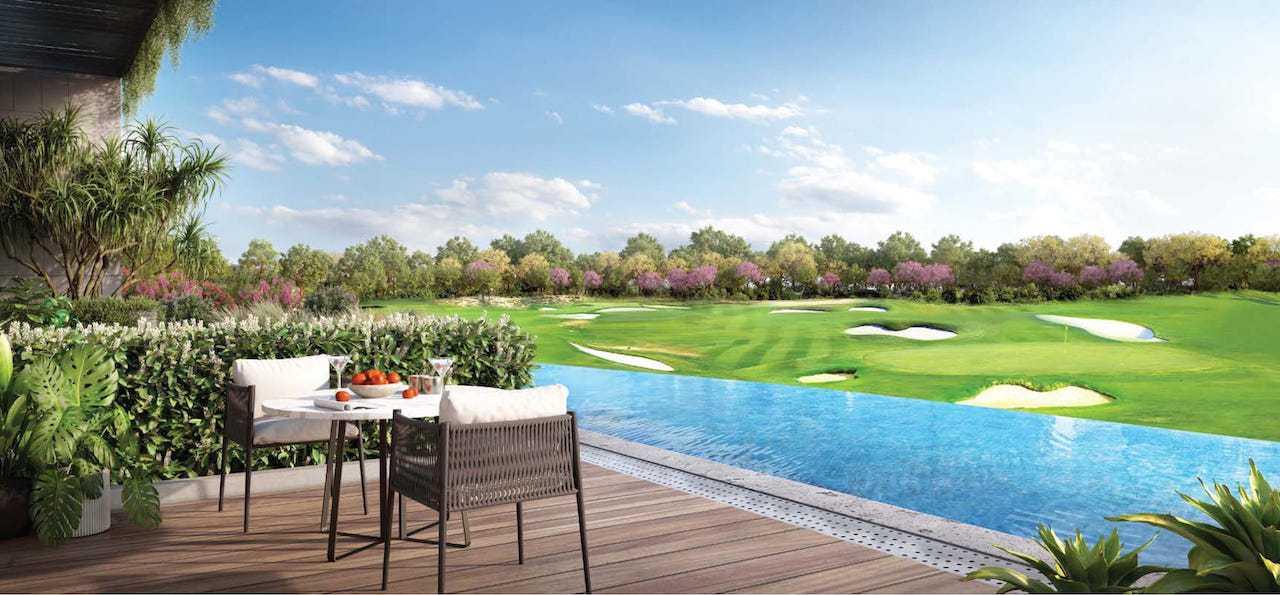 Biệt thự mẫu PGA Golf Villas có gì HOT?